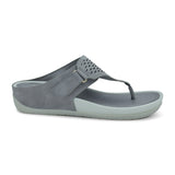 Comfit Catin Toe-Post Casual Sandal for Women