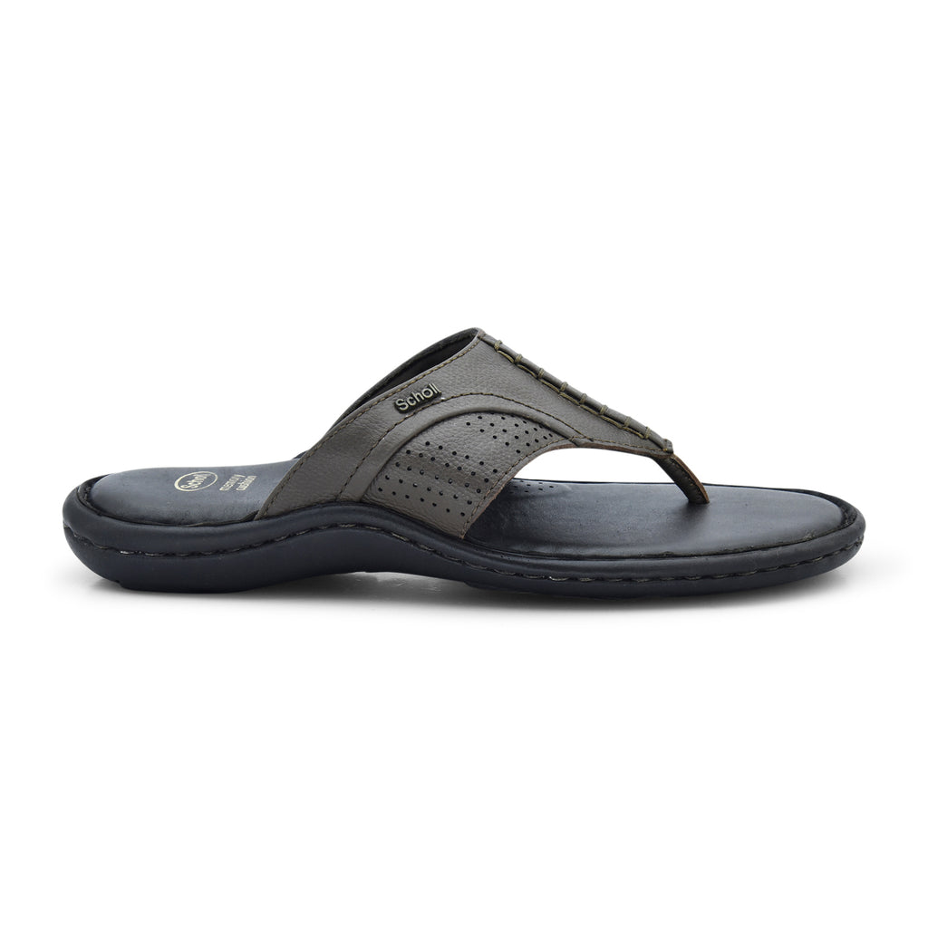 Scholl Men's Toe-Post Sandal - batabd
