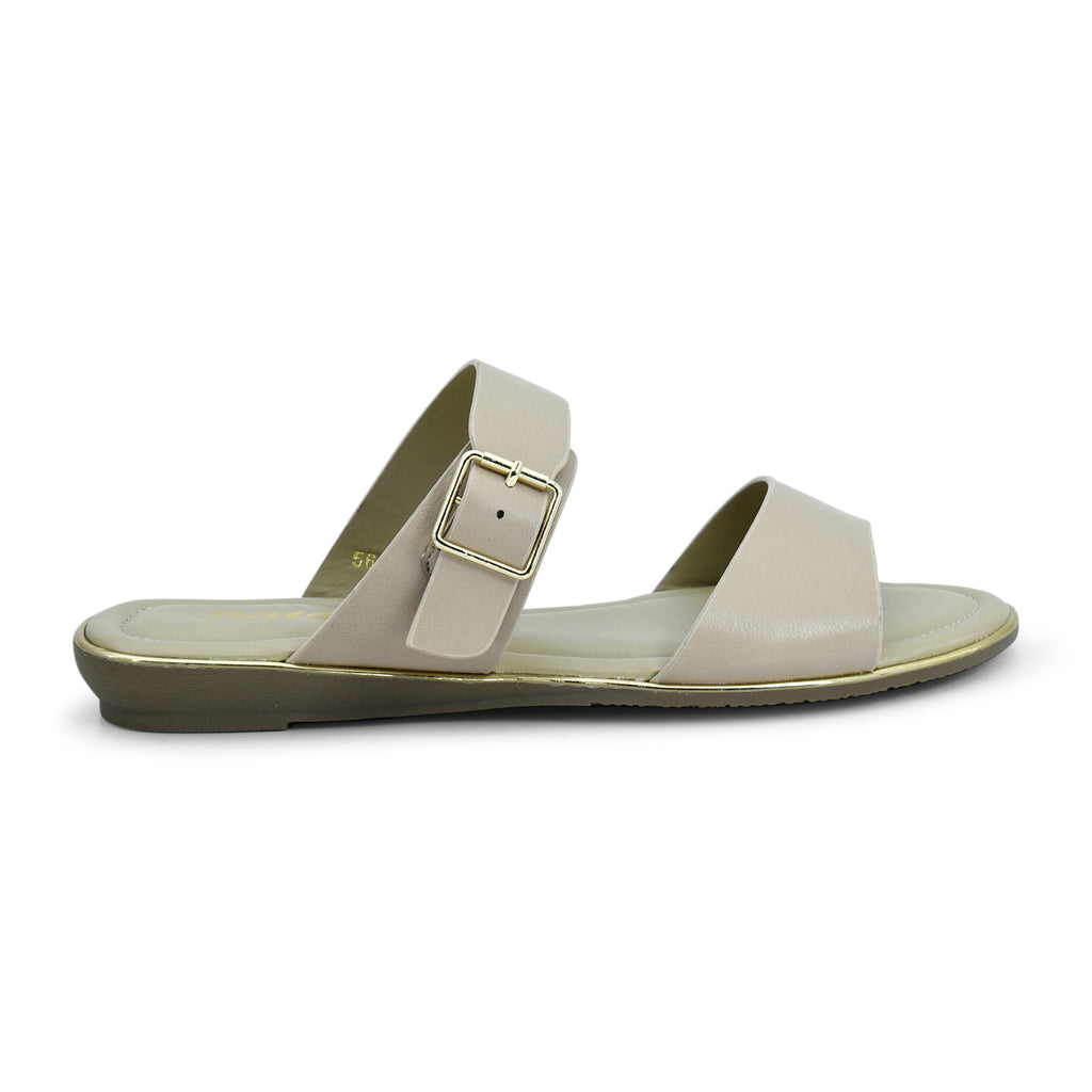 Bata Flat Sandal for Women - batabd