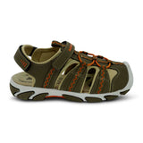 Bubblegummers TRANSIT Fisherman Sandal for Little Boys