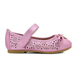 RABIA Ballet Flat for Little Girls