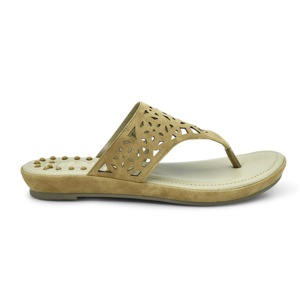 Bata Laura Toe-Post Sandal for Women - batabd