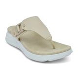 Comfit Crice Toe-Post Casual Sandal for Women