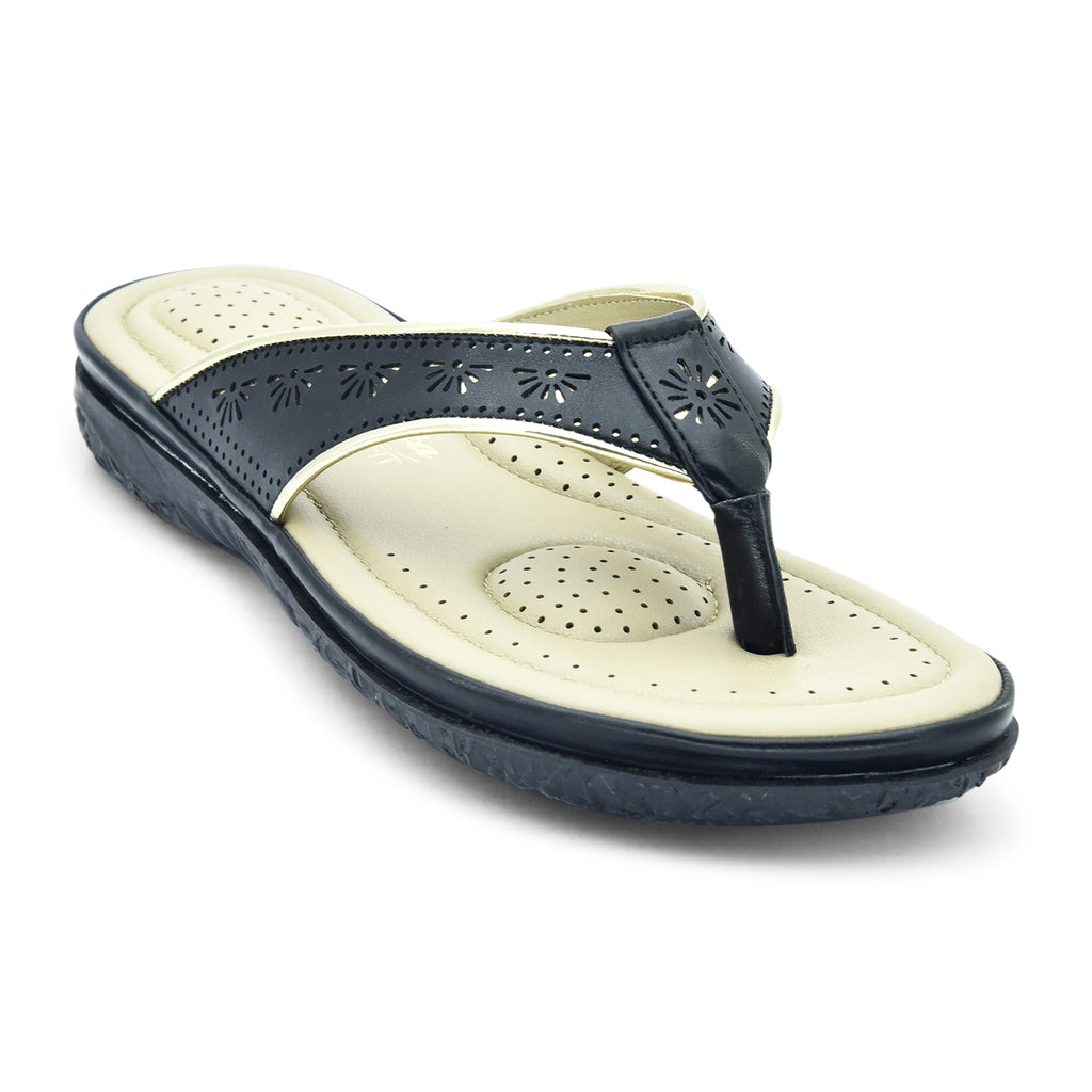 Bata Stella Toe-Post Sandal for Women - batabd