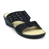Ladies' Low-Heel Sandal by Scholl - batabd