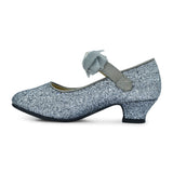 SUSIE Little Girls' Sparkly Shoe