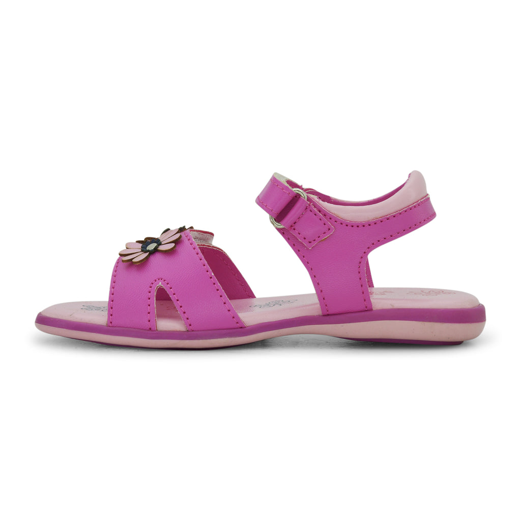Apple Strap Sandal for Little Girls by Bubble Gummers