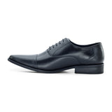 Bata Black Formal Shoe - batabd
