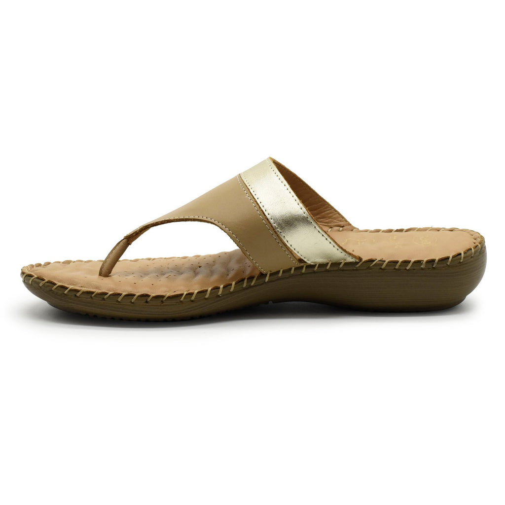 Ladies' Scholl Toe-Post Sandal