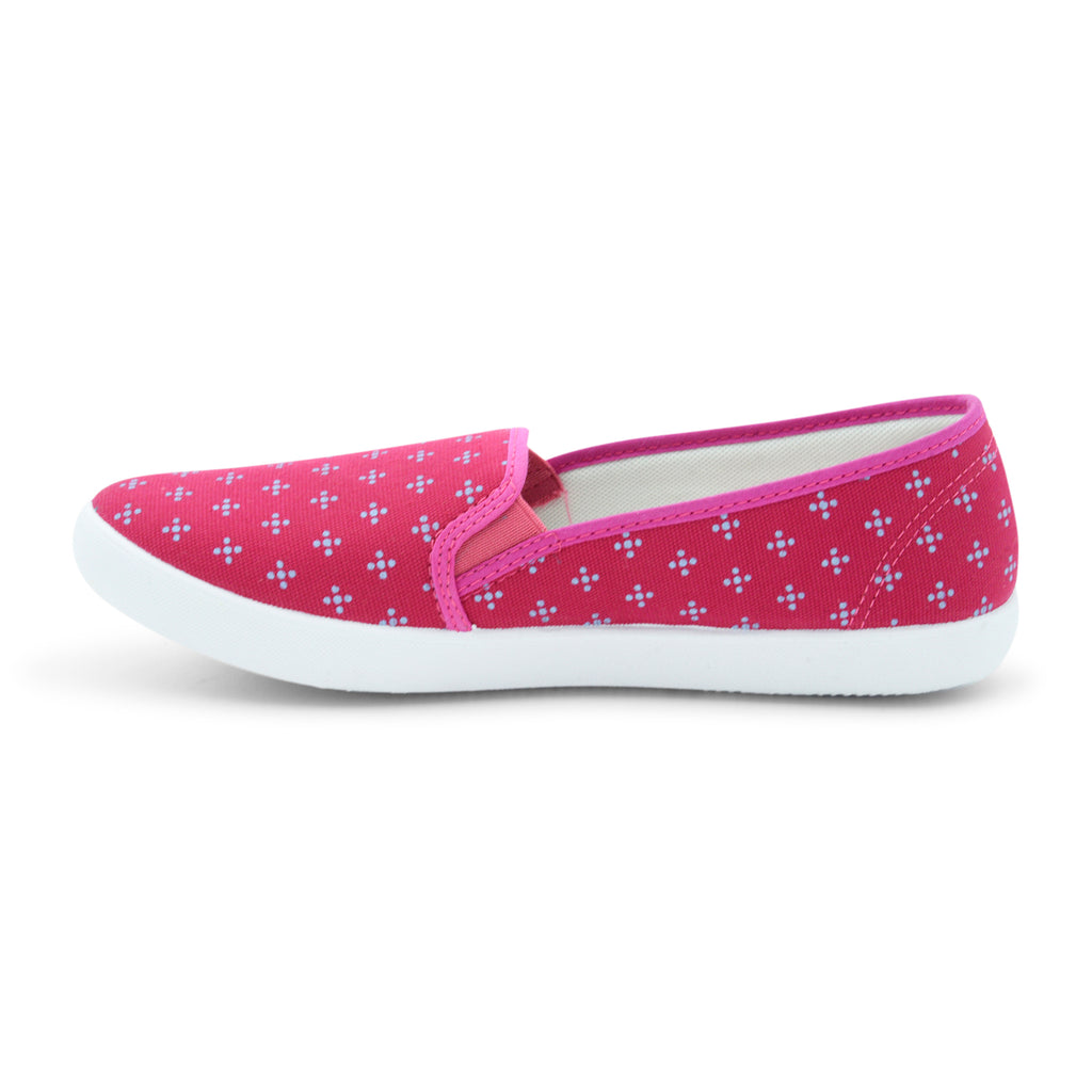 North Star Nancy Canvas Slip-Ons for Women