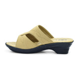 Bata Low-Heel Sandal for Women - batabd