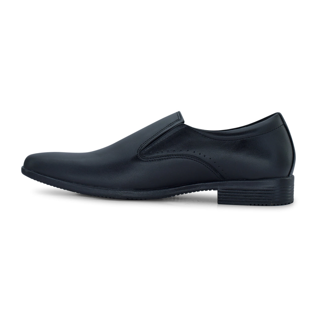 Bata Slip-on Formal Shoe in Black