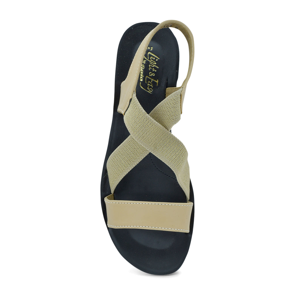 Bata Light & Easy Orchid Strappy Sandal