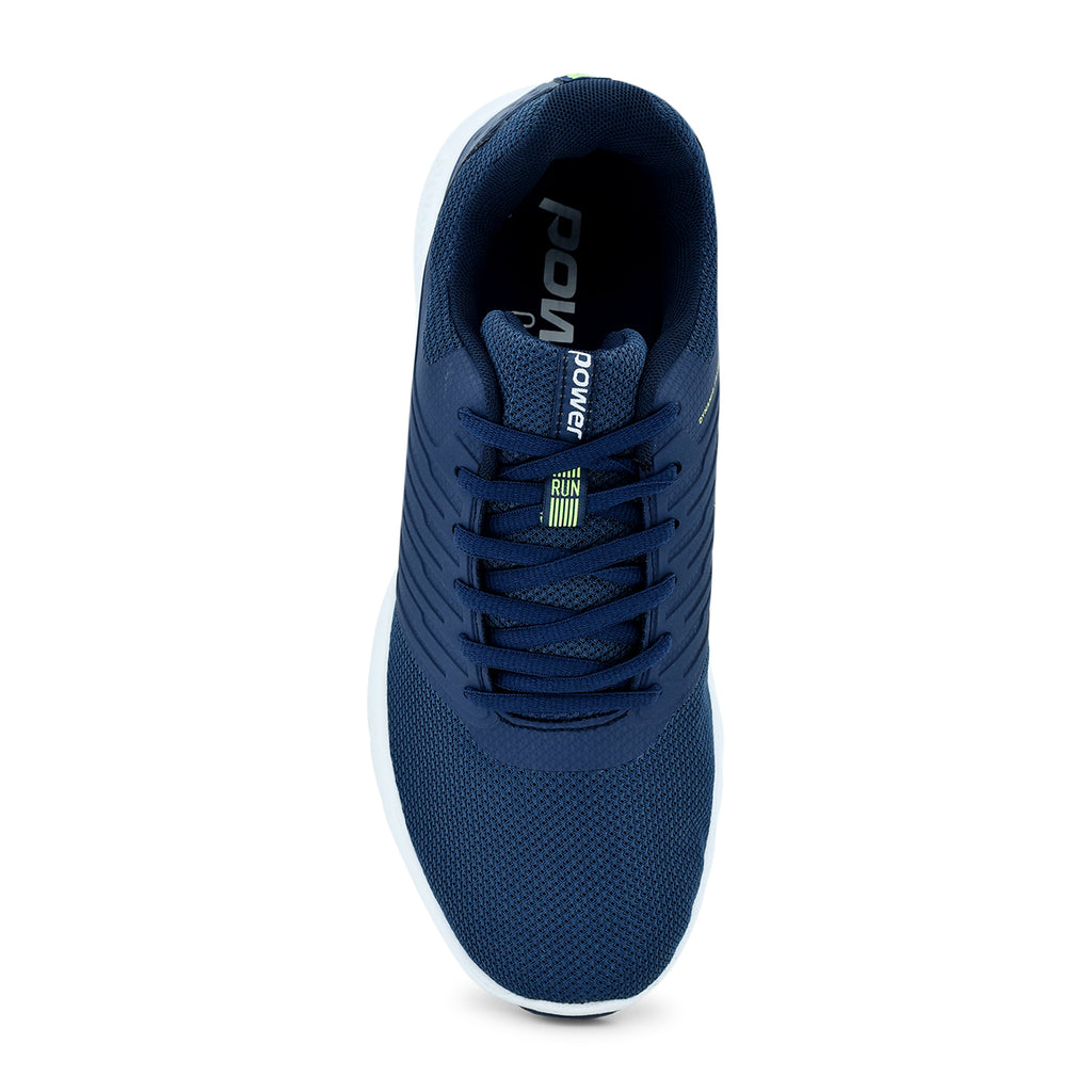 Power Wave Molle Blue Sneaker for Men