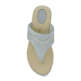 Comfit Cicila Toe-Post Casual Sandal for Women