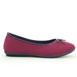 Ladies Ballerina Shoes - batabd