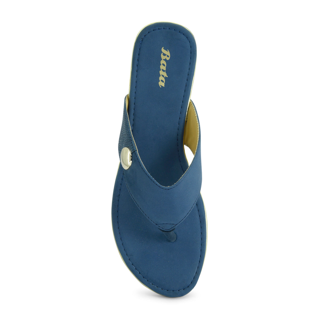 Bata Women's Ray Toe-Post Sandal - batabd