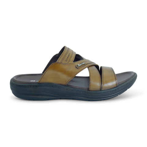 Nuvista Leather Sandal for Men - batabd