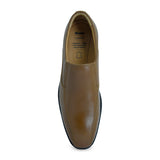 Acer Slip-on Leather Shoe by Bata - batabd