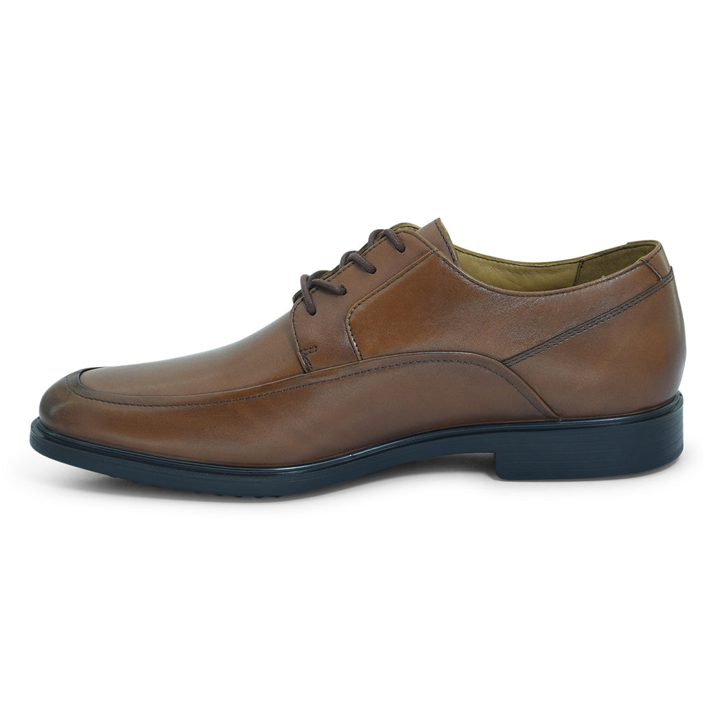 Hush Puppies Brown Lace-up Shoe for Men - batabd