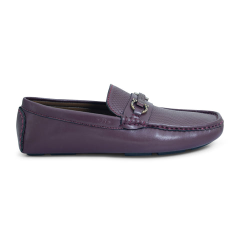 Bendi Maroon Loafer for Men by Bata - batabd