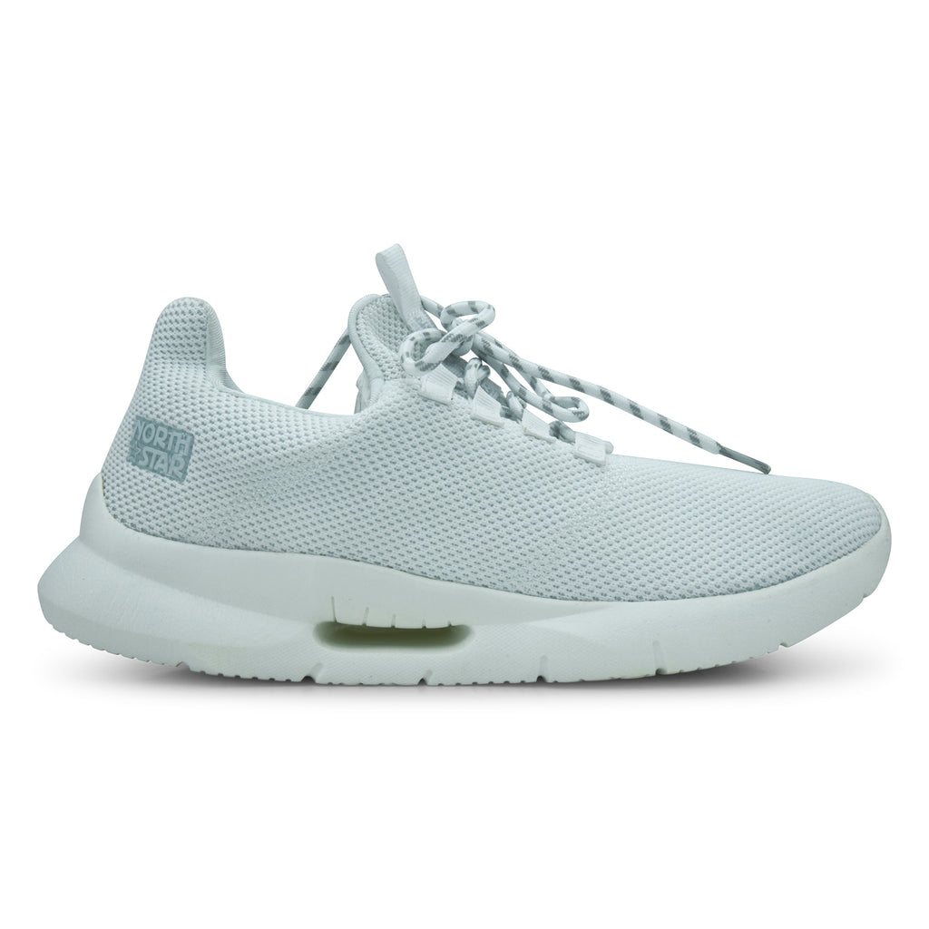 Santiago White Sneaker for Men by North