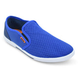 Blue Casual Shoes For Men - batabd