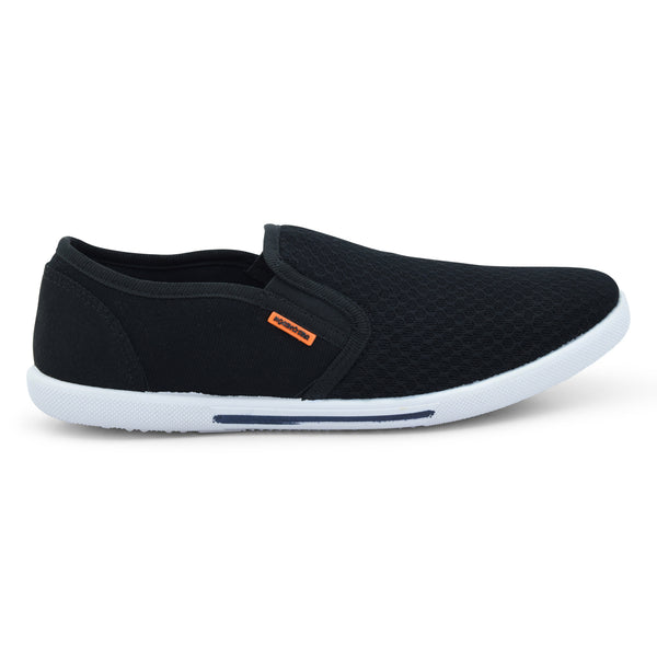 Black Casual Shoes For Men - batabd