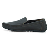 Men Black Loafers - batabd