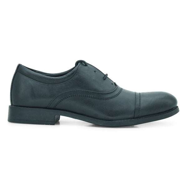 Bata Black Formal Shoes For Men - batabd