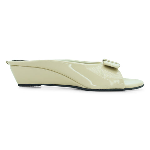 Bata Beige Sandals For Women - batabd