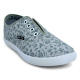Grey Casual Shoe for Women - batabd