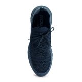 Wave Molle Black Sneaker for Men - batabd