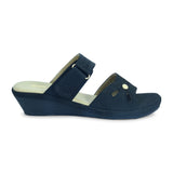 Comfit Life Black Sandal for Women