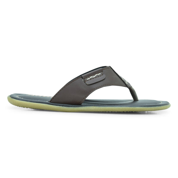 Bata Brown Sandals For Men - batabd