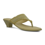 Flora Toe-Post Ladies Sandal