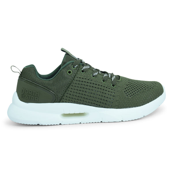 North Star Santiago Casual Shoe in Green