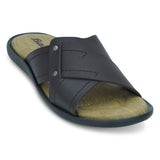 Bata Men's Leather Sandal - batabd