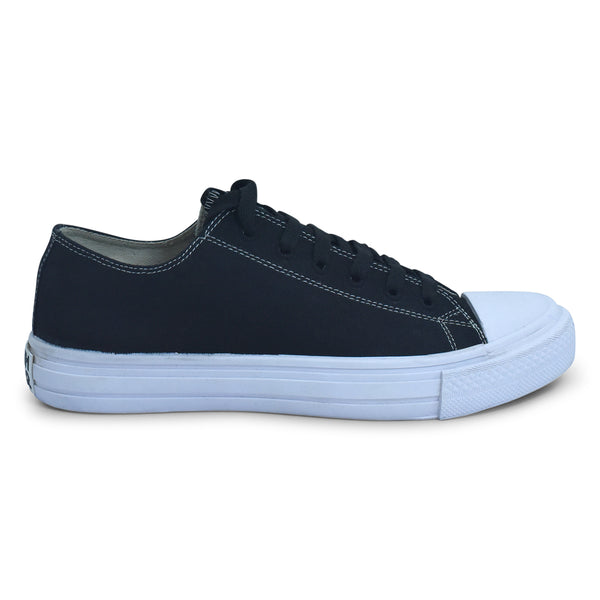 North Star Essential Sneaker in Black for Girls - batabd