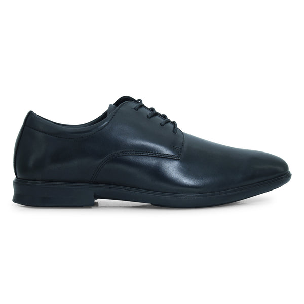 Hush Puppies Lace-up Black SuperShoe for Men - batabd