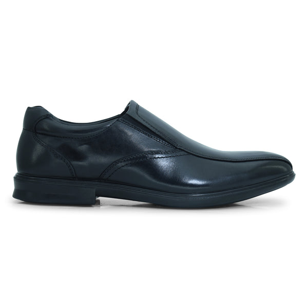 Hush Puppies Slip-on Black SuperShoe for Men - batabd