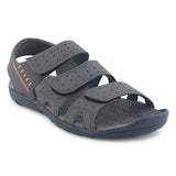 Sporty Brown Sandals For Men