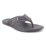 Bata Leather Sandals For Men - batabd