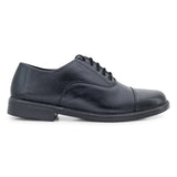 Bata Black Formal Leather Shoes For Men - batabd