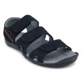 Black Sandals For Men - batabd