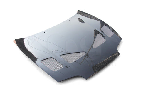 Carbon Fiber Hood/Bonnet For 1993-1998 Toyota Supra