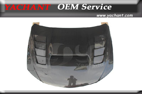 Carbon Fiber Hood/Bonnet For 2008-2014 Subaru Impreza