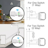 Moes Smart WiFi Light Switch