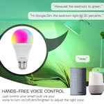 Moes Smart WiFi LED Dimmable 9w Bulb