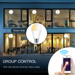Moes Smart WiFi LED 7w Light Bulb